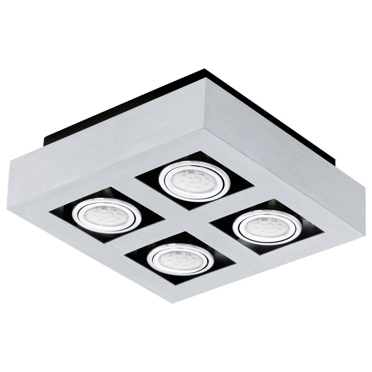 Потолочный светильник Eglo Loke 1 91355 eglo потолочный светильник eglo loke 1 91352