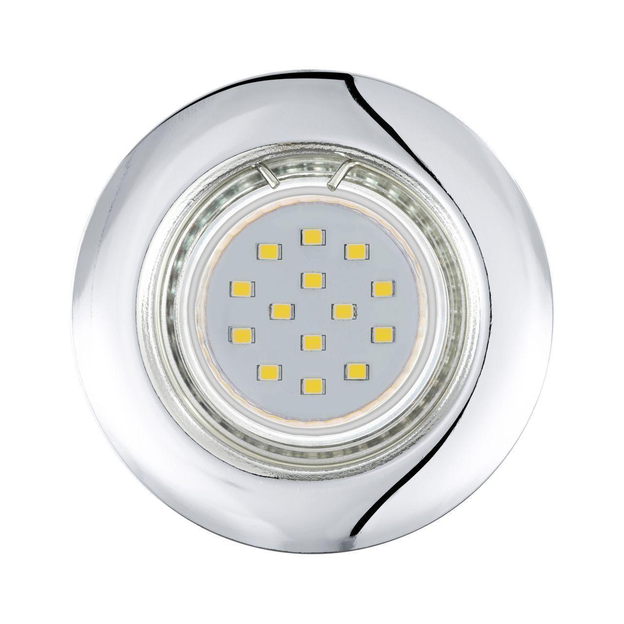 Встраиваемый светильник Eglo Peneto 94236 eglo встраиваемый светильник eglo peneto 94239