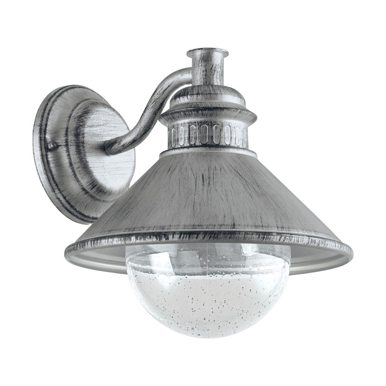 Уличный настенный светильник Eglo Albacete 96263 eglo уличный настенный светильник eglo albacete 96262