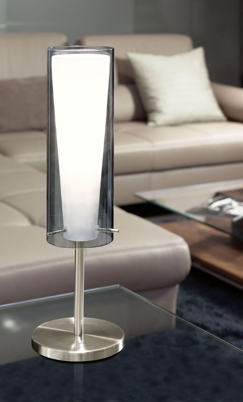 Настольная лампа Eglo Pinto Nero 90308 настольная лампа eglo pinto 89835