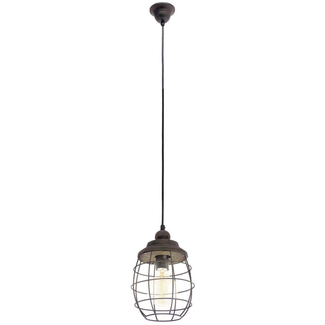Подвесной светильник Eglo Vintage 49219 подвесной светильник eglo vintage 49219