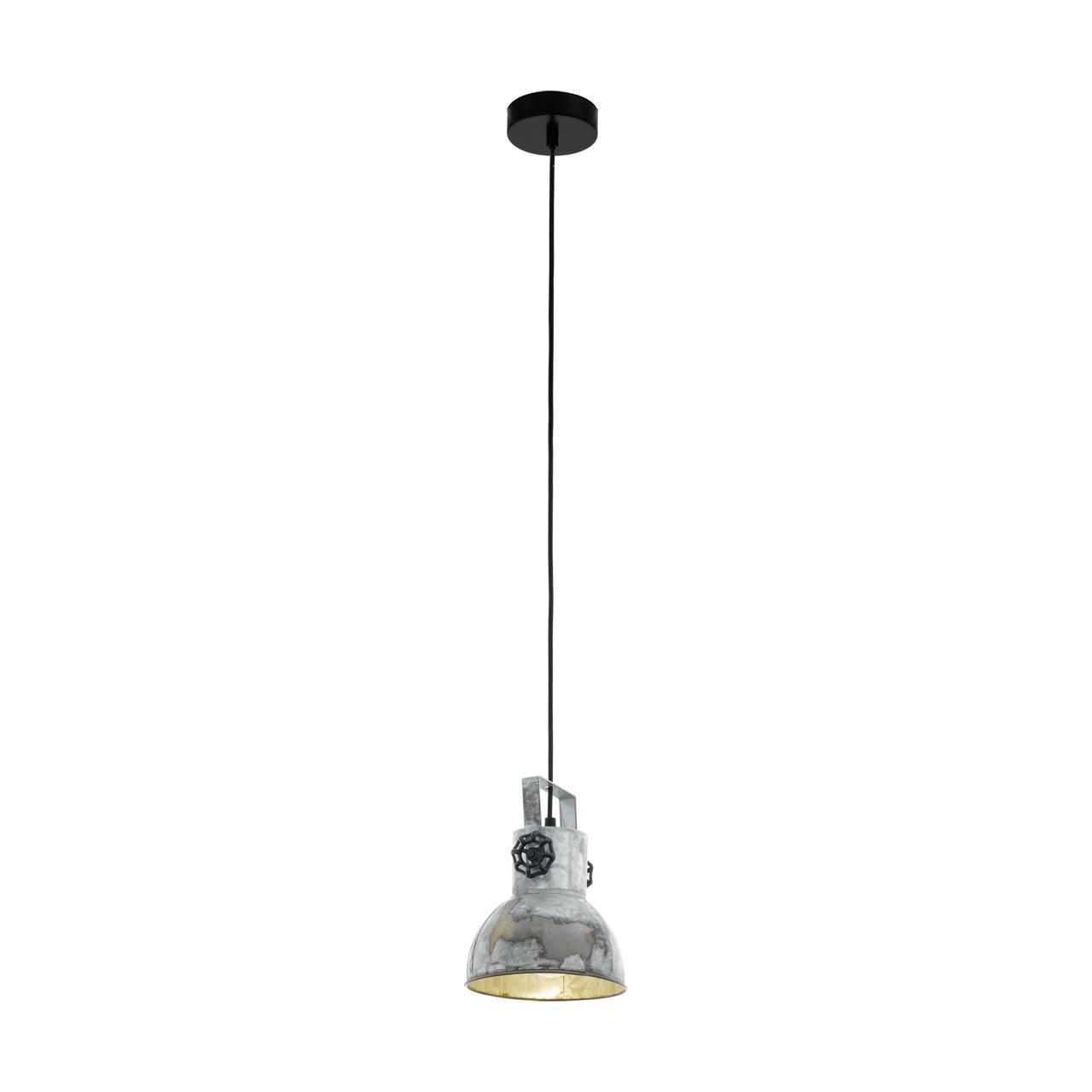 Подвесной светильник Eglo Barnstaple 49619 eglo подвесная люстра eglo barnstaple 49732