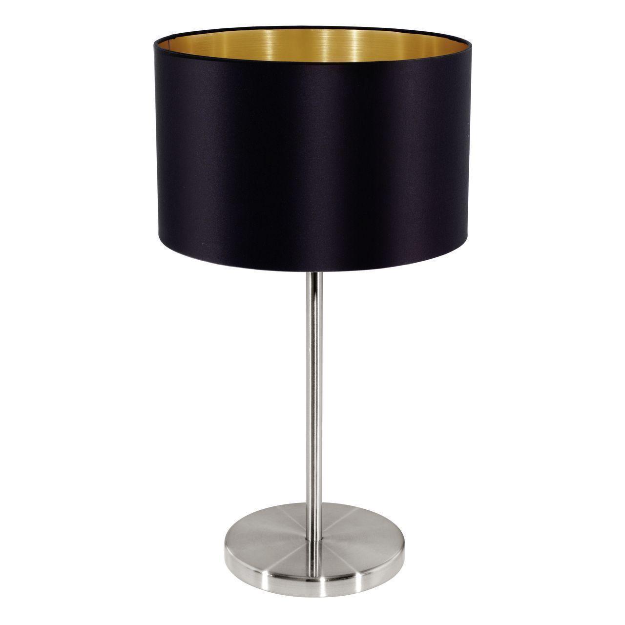 Настольная лампа Eglo Maserlo 31627 eglo настольная лампа декоративная maserlo