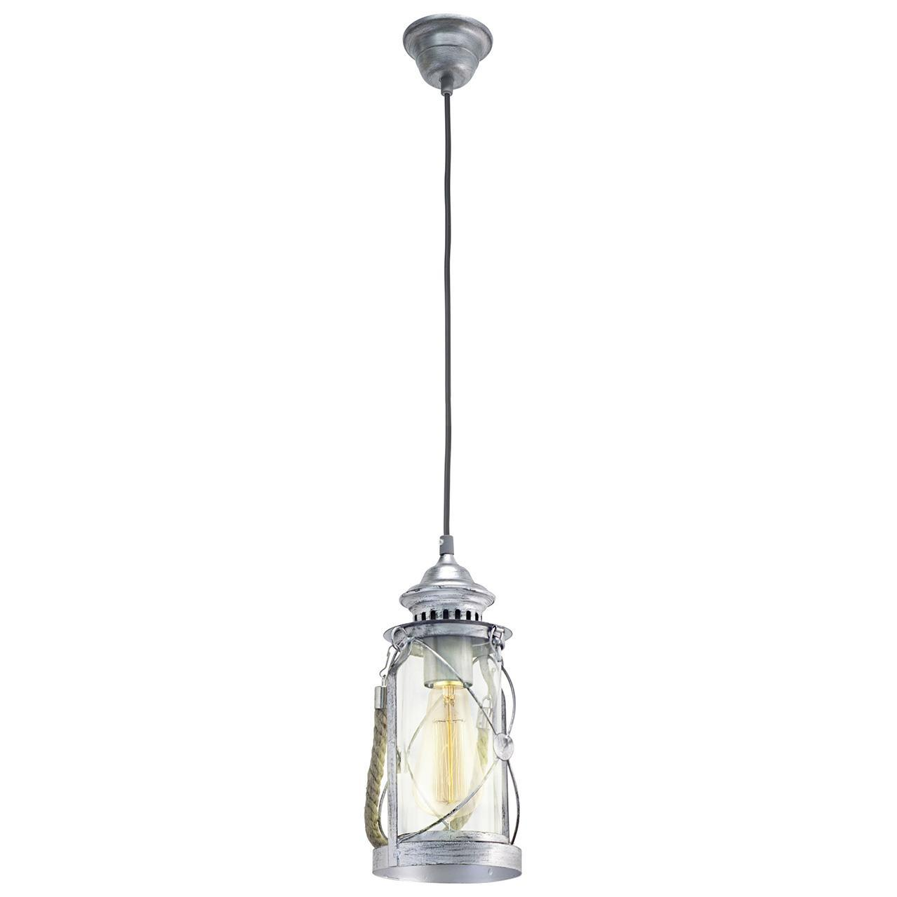 Подвесной светильник Eglo Vintage 49214 цена 2017