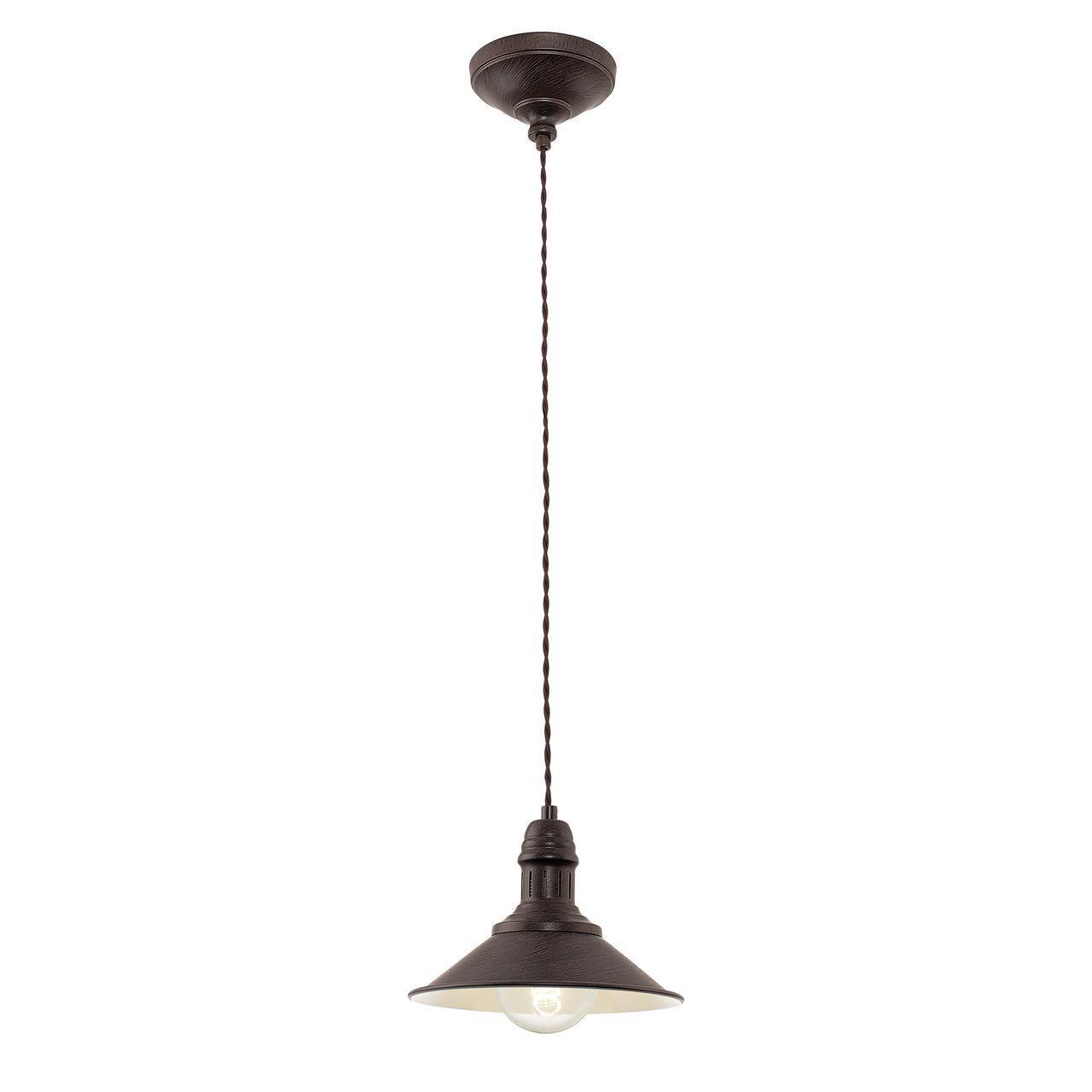 Подвесной светильник Eglo Stockbury 49455 цена