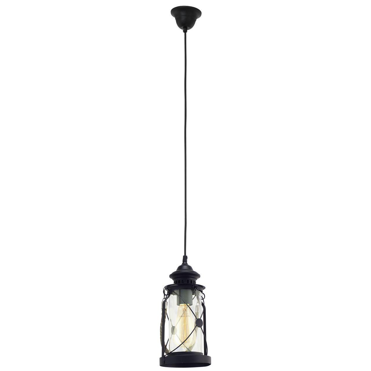 Подвесной светильник Eglo Vintage 49213 подвесной светильник eglo vintage 49214