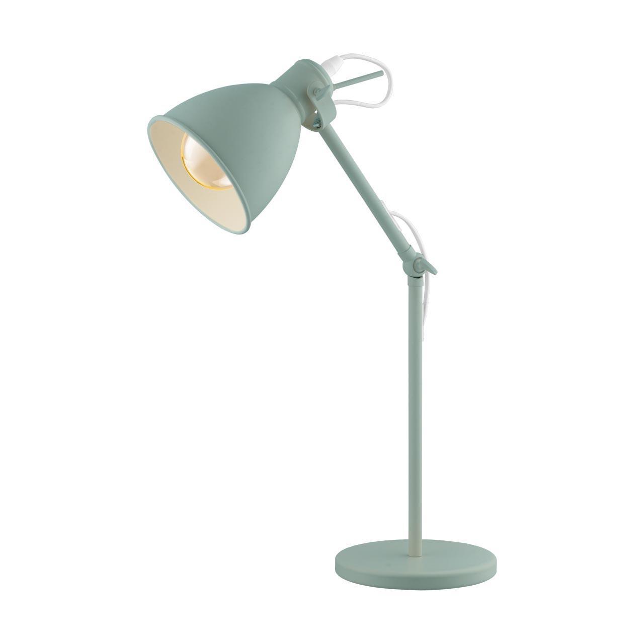 Фото - Настольная лампа Eglo Priddy-P 49097 eglo настольная лампа eglo priddy 49469