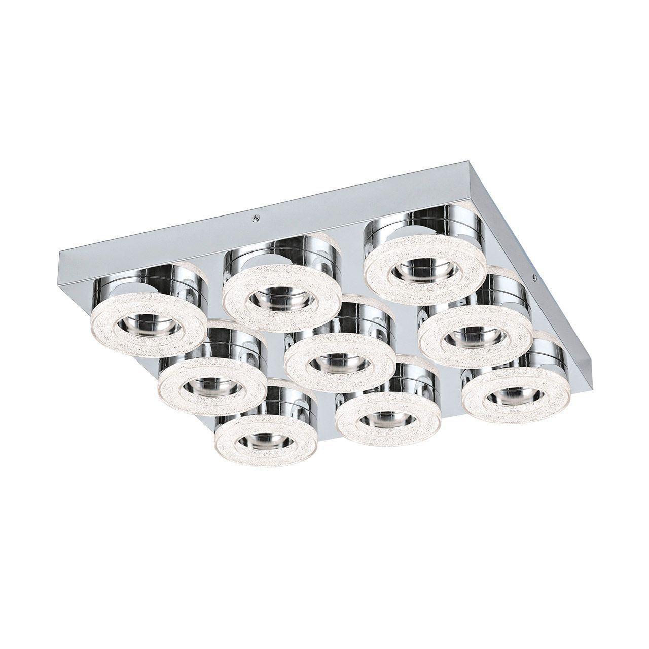 Потолочный светодиодный светильник Eglo Fradelo 95665 светильник потолочный eglo fradelo 95665