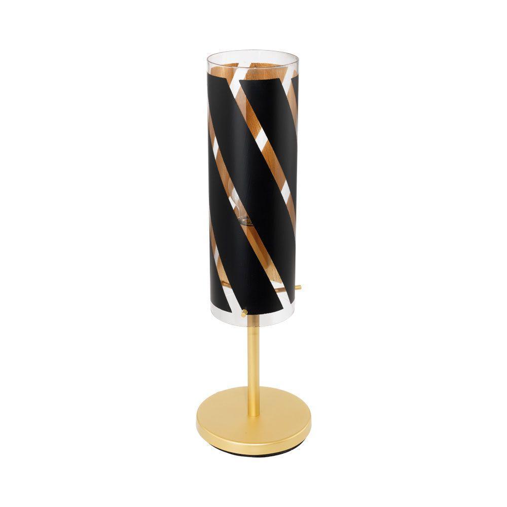 Настольная лампа Eglo Pinto Nero 1 97769 eglo настольная лампа eglo pinto nero 90308