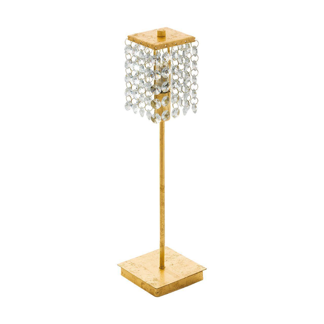 Настольная лампа Eglo Pyton Gold 97725 цена 2017