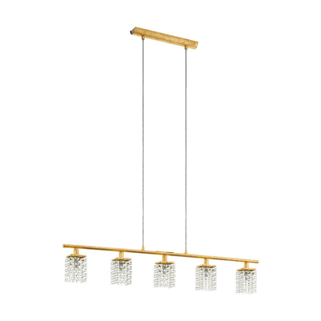 Подвесной светильник Eglo Pyton Gold 97723 цена 2017