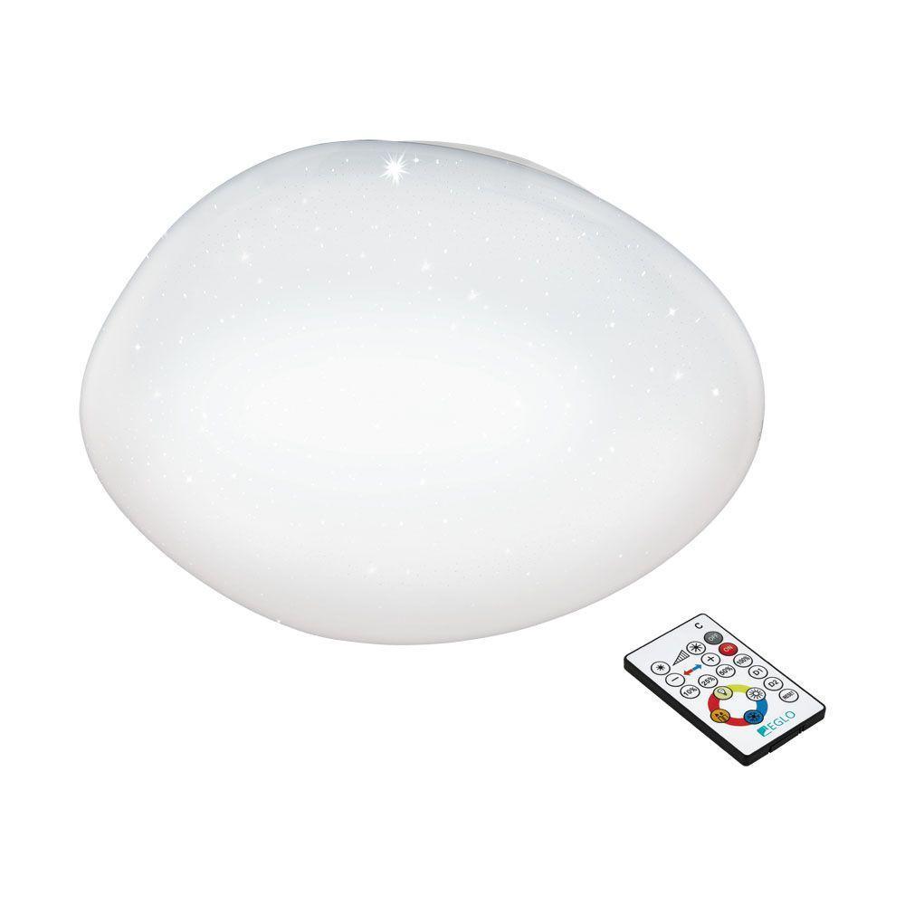 Настенно-потолочный светодиодный светильник Eglo Sileras 97577 светильник настенно потолочный eglo 83405