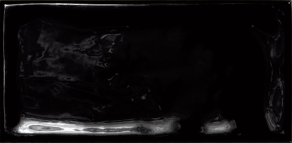 Настенная плитка El Barco Alfaro Negro Br. 7,5х15 плитка настенная 25x75 dover blanco urbe negro черный