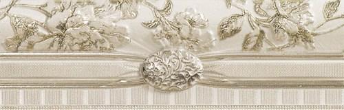 Бордюр El Molino Cen. Hannover Decor Plata-Perla 8х25 bersuit vergarabat la plata