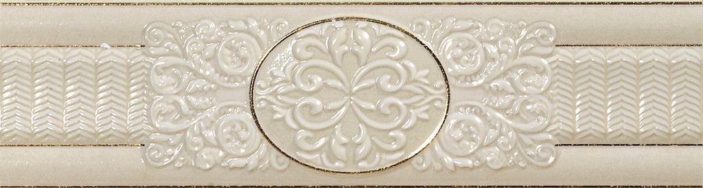 Бордюр El Molino Cen Dario Dec Oro-Marfil 8х30 бордюр el molino cen yute bronce beige 8х25