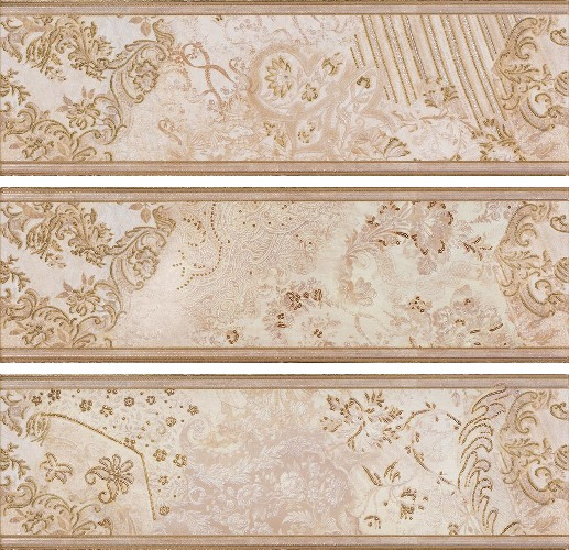 Декор El-Molino Cen. Balenciaga Beige 14х45 бордюр keros ceramica dance cen vanilla 5х70