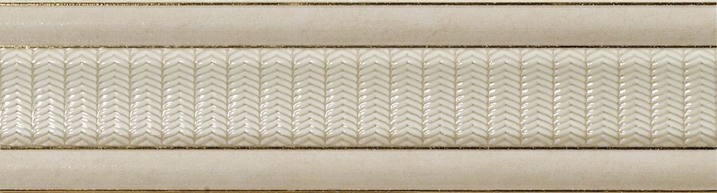 Бордюр El-Molino Cen Dario Base Oro-Marfil 8х30 бордюр keros ceramica dance cen vanilla 5х70