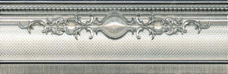 Бордюр El-Molino Cen Yute Plata-Perla 8х25 бордюр keros ceramica varna cen universal marron 5х50