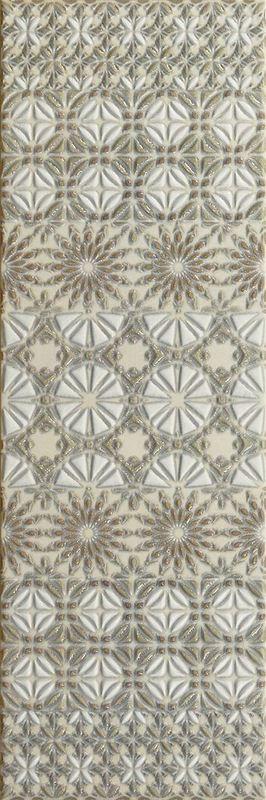 Декор El-Molino Dec Trivial Beige 25х75 декор azulejos alcor cannes dec 2 flor new beige 31 6x44 5