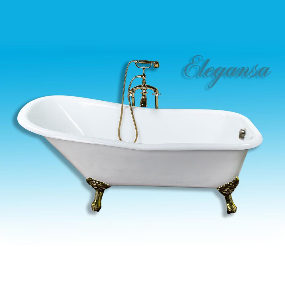 Чугунная ванна Elegansa Schale Antique 170х75 schale bowl