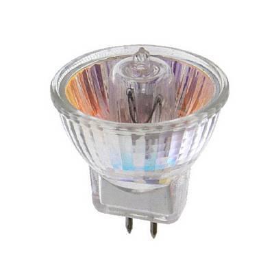 купить Лампа галогенная G5.3 50W прозрачная 4607138146950 по цене 58 рублей