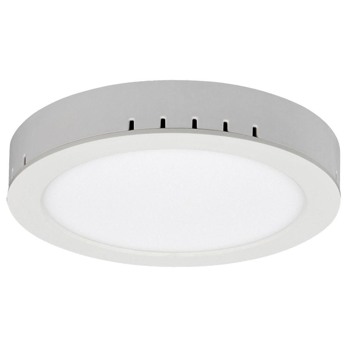 Накладной светодиодный светильник Elektrostandard DLR020 18W 4200K 4690389084560 накладной светодиодный светильник elektrostandard dlr020 18w 4200k 4690389084560
