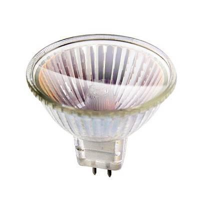купить Лампа галогенная G5.3 50W прозрачная 4607138146936 по цене 56 рублей