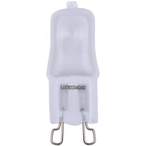 Лампа галогенная G9 Xenon 75W матовая 4690389026652