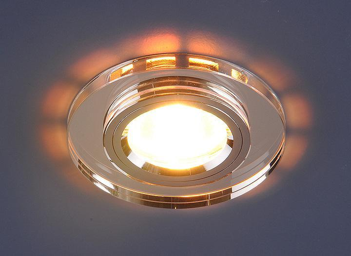 Фото - Встраиваемый светильник Elektrostandard 8060 MR16 SL зеркальный/серебро 4690389061035 cветильник галогенный de fran встраиваемый 1х50вт mr16 ip20 зел античное золото