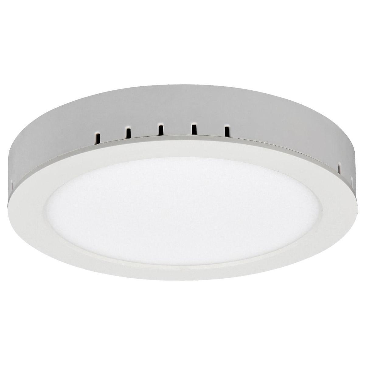 Накладной светодиодный светильник Elektrostandard DLR020 24W 4200K 4690389084577 накладной светодиодный светильник elektrostandard dlr020 18w 4200k 4690389084560