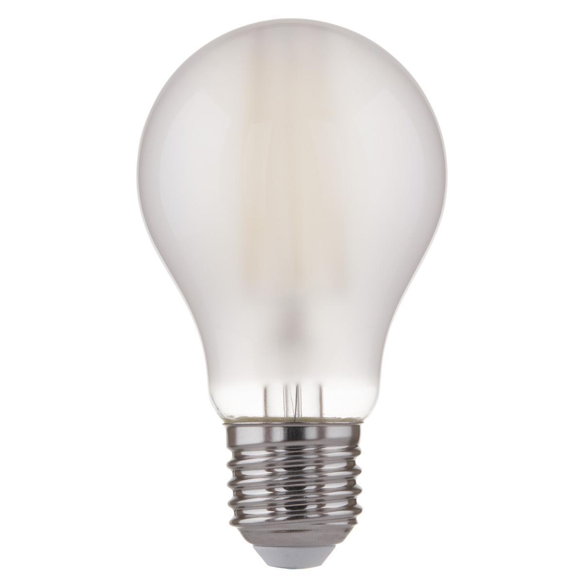 elektrostandard лампа светодиодная elektrostandard classic led d 10w 4200k e27 4690389085543 Лампа светодиодная филаментная LED E27 12W 4200K матовая 4690389108358