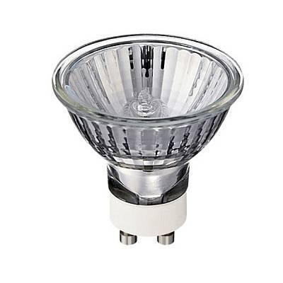 купить Лампа галогенная MRG-03 GU10 50W прозрачная 4607176197112 по цене 85 рублей