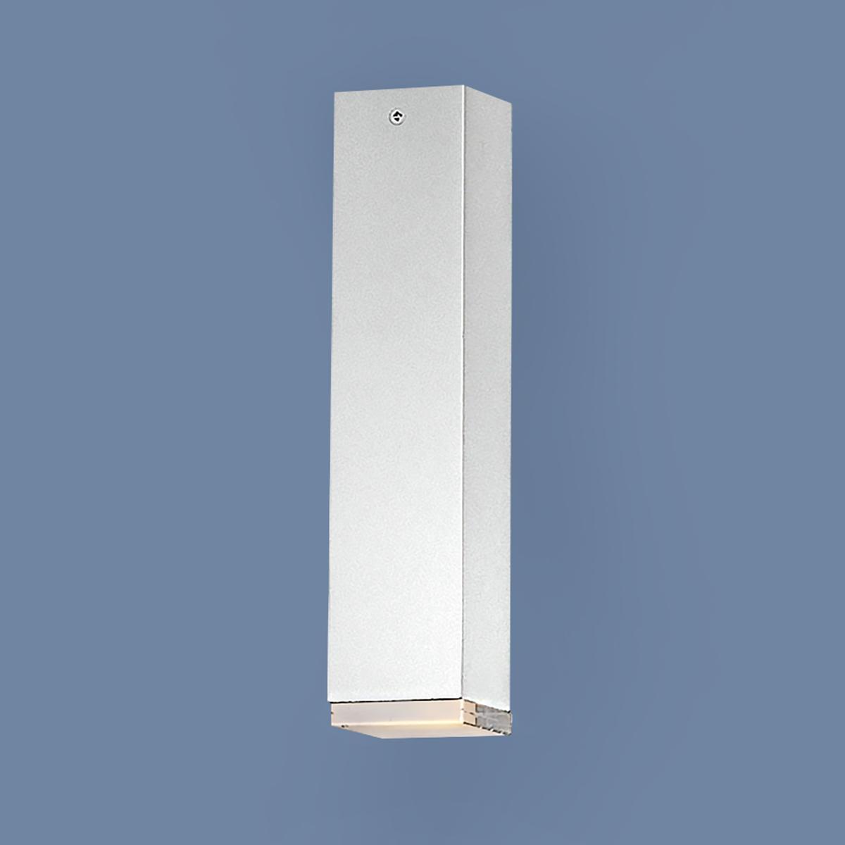 Накладной светильник Elektrostandard 5705 WH белый 5903139570596 накладной светильник leds c4 pipe 15 0073 14 05