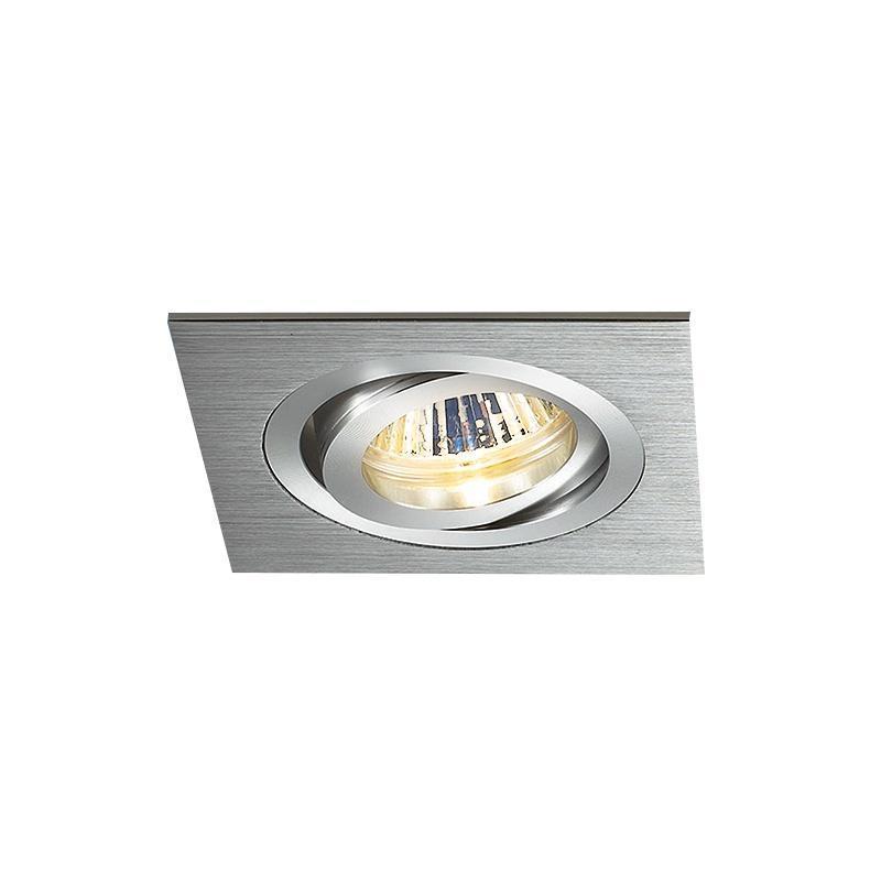 Встраиваемый светильник Elektrostandard 1011/1 MR16 CH хром 4690389055829 встраиваемый светильник elektrostandard 1011 2 mr16 ch хром 4690389055836