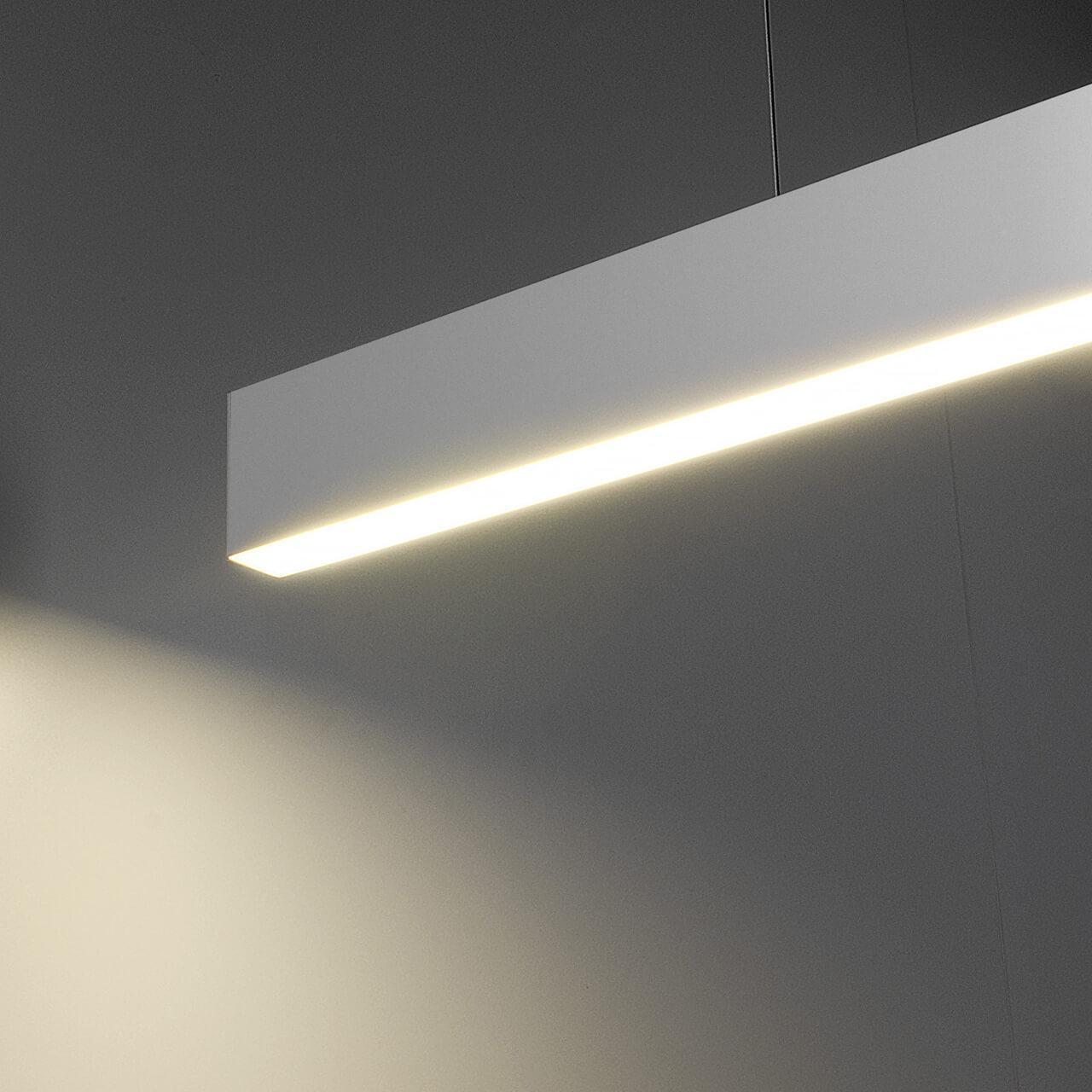 Подвесной светодиодный светильник Elektrostandard LSG-01-1-8 128-21-3000-MS 4690389129483 цены