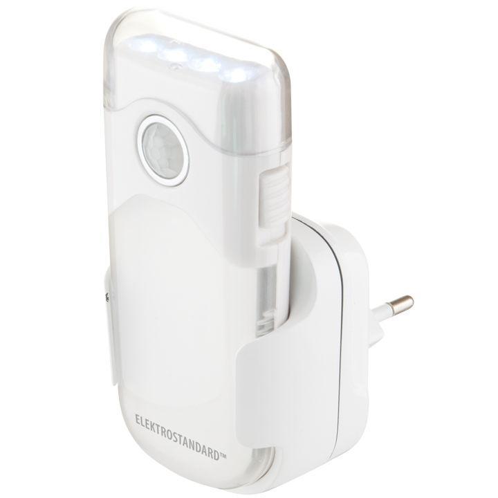 купить Светодиодный фонарь Elektrostandard Firefly FLF19-11,5-2W 10led WH 4690389062971 по цене 950 рублей