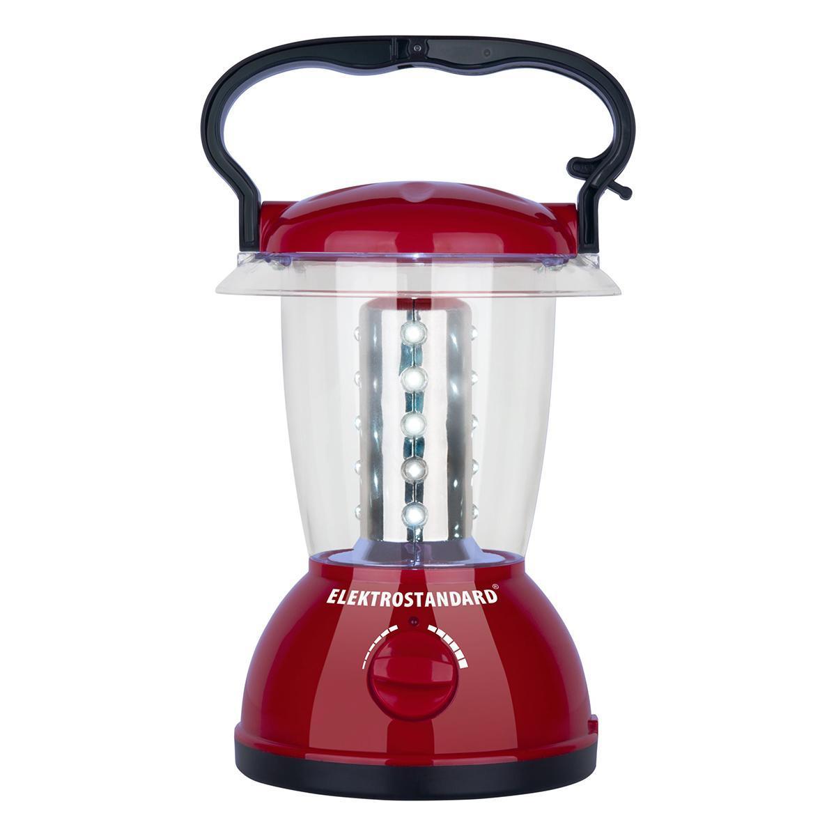 Кемпинговый светодиодный фонарь Elektrostandard Stanley аккумуляторный 213х125 160 лм 4690389101083 цена