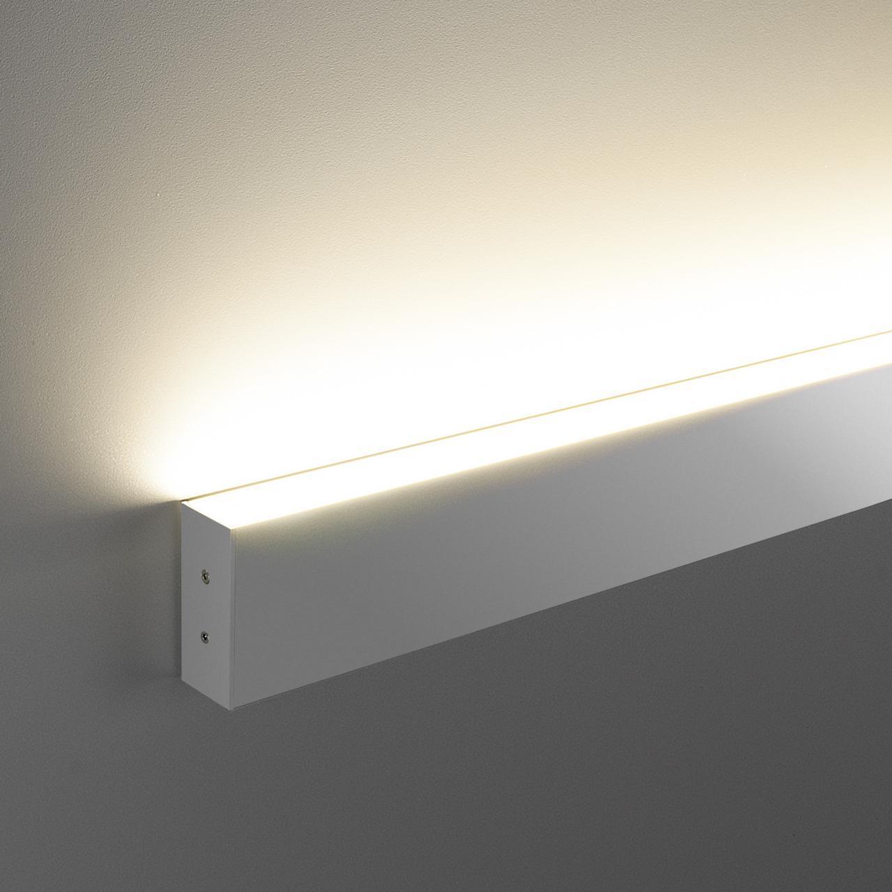 Настенный светодиодный светильник Elektrostandard LSG-02-1-8 53-9-4200-MS 4690389129346 цены