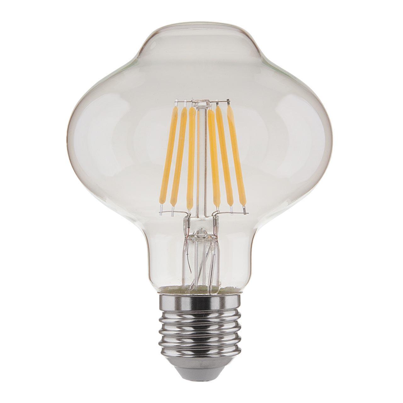 elektrostandard лампа светодиодная elektrostandard classic led d 10w 4200k e27 4690389085543 Лампа светодиодная филаментная E27 10W 4200K прозрачная 4690389125218