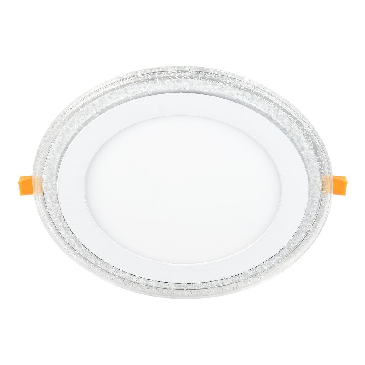 Встраиваемый светодиодный светильник Elektrostandard DLR024 12+6W 4200K Blue 4690389107115 цена