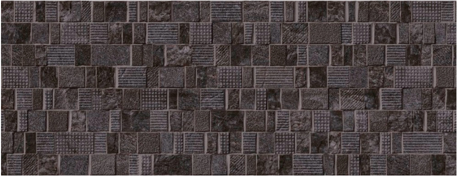 Настенная плитка Emigres Medina Aries Negro 20x60
