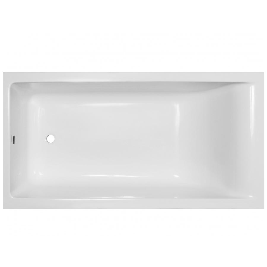Ванна Эстет Дельта 160А белая ванна эстет лаура белая
