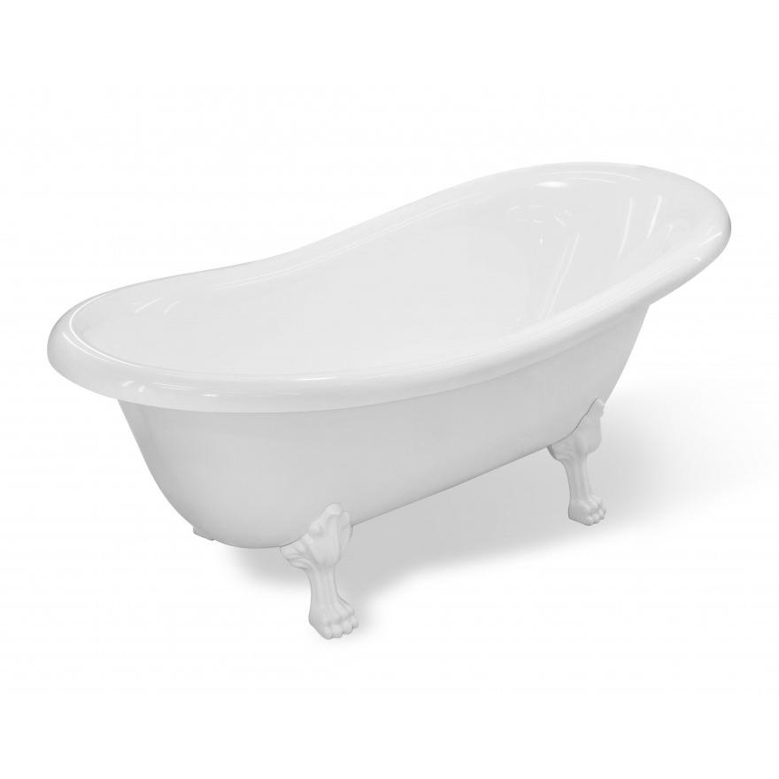 Ванна Эстет Марсель белая ванна эстет лаура белая