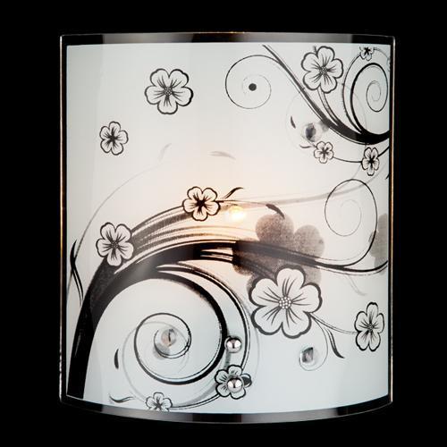 Настенный светильник Eurosvet 3709/1 хром цена