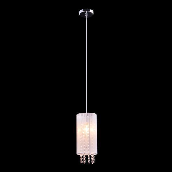 Подвесной светильник Eurosvet 1188/1 хром подвесной светильник eurosvet 1188 1 хром