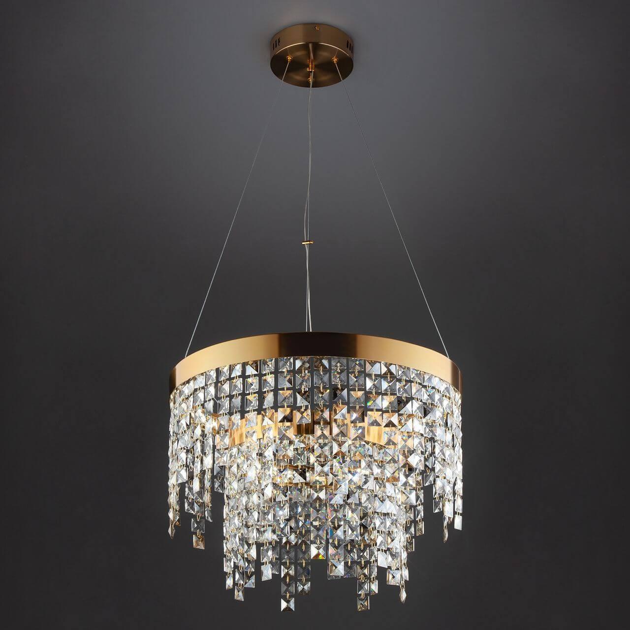 Подвесной светодиодный светильник Eurosvet Triomphe 90110/2 брусчатка галька p008g de triomphe 3d