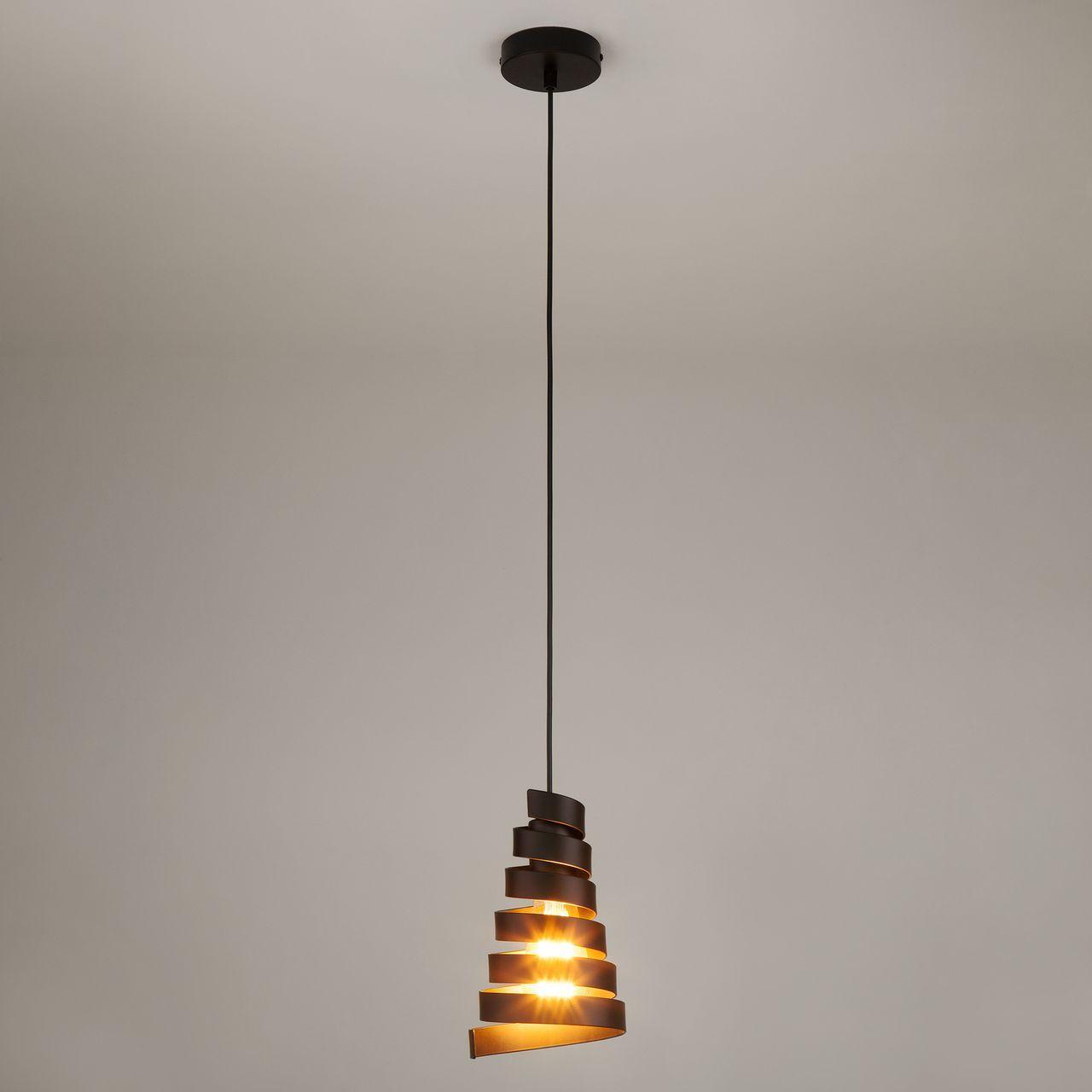 Фото - Подвесной светильник Eurosvet Storm 50058/1 черный alfa 2321