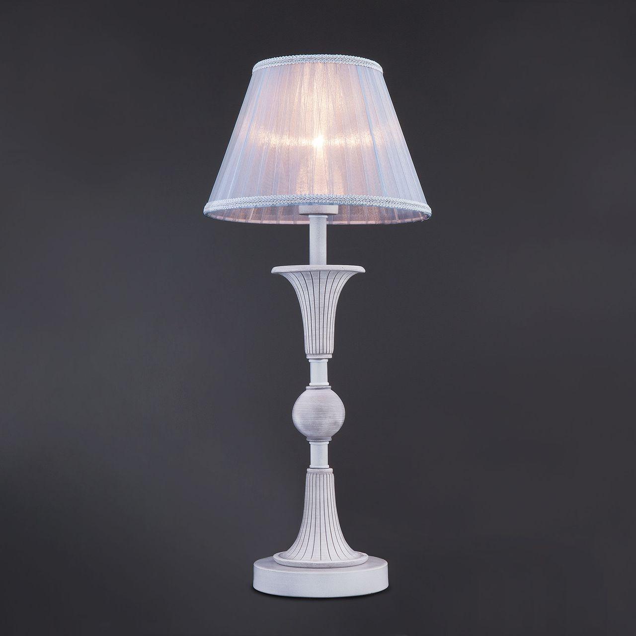 Настольная лампа Eurosvet Elegy 01026/1 серый ian sansom paper an elegy
