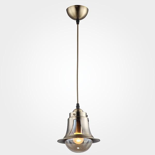 Подвесной светильник Eurosvet 50055/1 античная бронза подвесной светильник eurosvet 50030 2 античная бронза