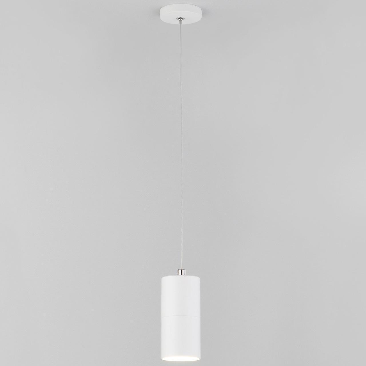 Подвесной светильник Eurosvet Mini Topper 50146/1 белый
